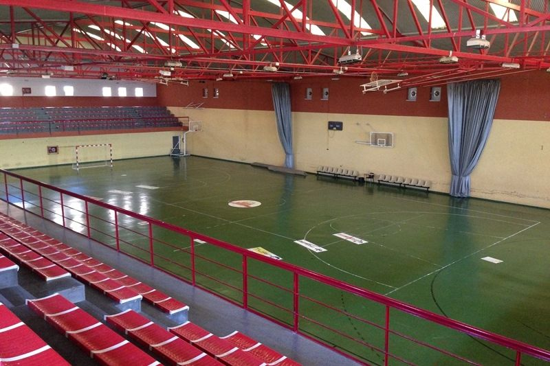 Complejo Polideportivo Diocles - Mérida
